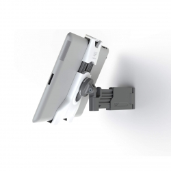 Universal sliding wall mount for tablets