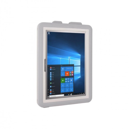 Protection Etanche Revêtement Anti-Microbien Compatible Surface Pro - The Joy Factory - aXtion Pro MA - Blanc - CWM308
