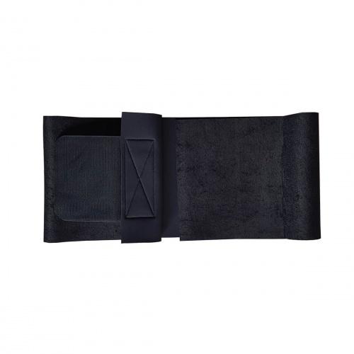 Ceinture Amincissante de Sudation - Lot de 2 - TU - Mixte - Noir