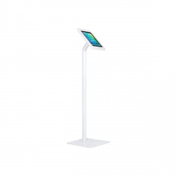 Support Stand sur Pied Compatible iPad Air 3 et Pro 10.5 - The Joy Factory - Blanc - KAA601W