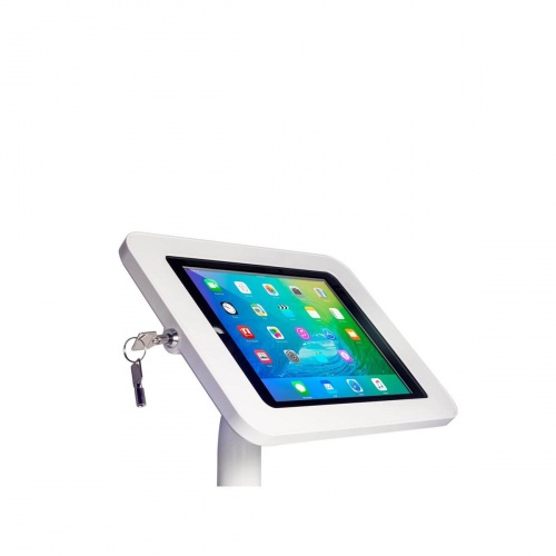 Support Mural Comptoir Compatible iPad Air 3 et Pro 10.5 - The Joy Factory - Blanc - KAA603W