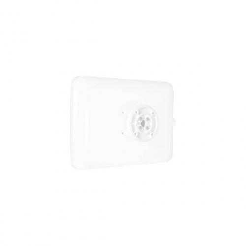 Support Sécurisé Stand Mural Compatible iPad Air 3 et iPad Pro 10.5 - The Joy Factory - Blanc - KAA604W