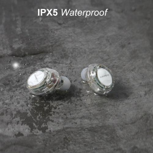 FIREFLY - Casque intra-auriculaire Bluetooth sans fil avec boite de recharge