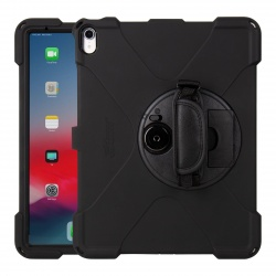Ultra-slim, water-resistant rugged mountable case for iPad Pro 12.9