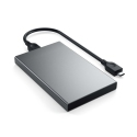 Type C aluminum case for HDD / SSD hard disk