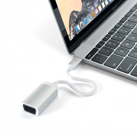 Adaptateur USB Type-C vers VGA @60HZ
