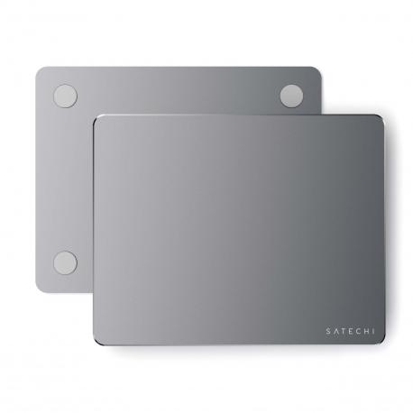 Aluminum mouse pad