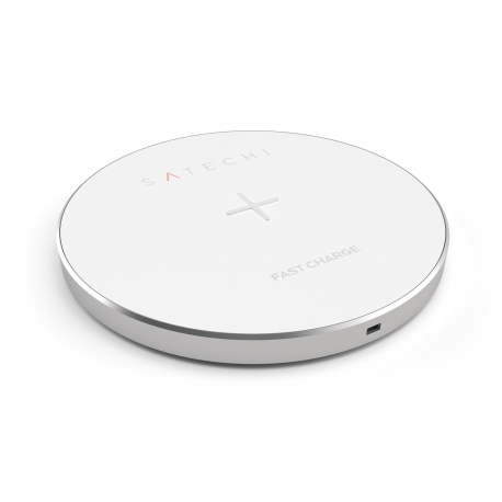 Aluminium Qi Wireless Charger