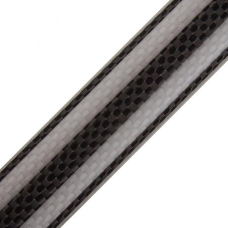 Support Tablette Fixation Murale à 2 Bras Courts - The Joy Factory - Fibre de carbone - MMU104