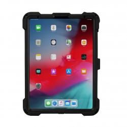 Protection renforcée pour iPad Pro 11 (2018) avec Dragonne