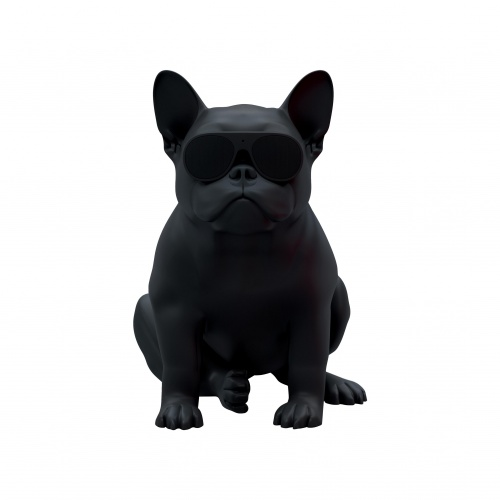 "Enceinte Bluetooth Design Contemporain ""Bulldog"""
