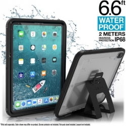 Protection Renforcée Etanche Compatible iPad Pro 11 - Catalyst - Noir