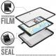 Protection renforcée étanche compatible iPad 10.2