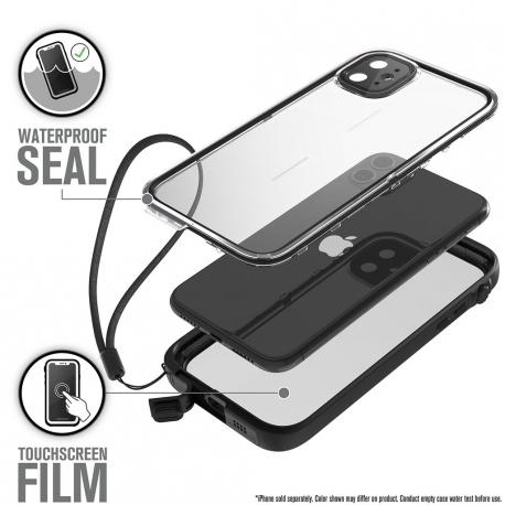 Protection renforcée étanche compatible iPhone 11
