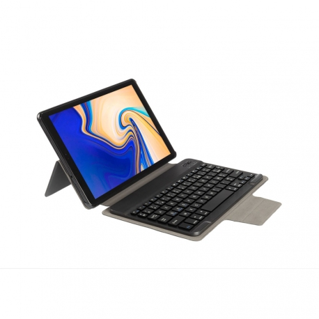 Coque Clavier - Galaxy Tab A 10.5 - Noir - AZERTY