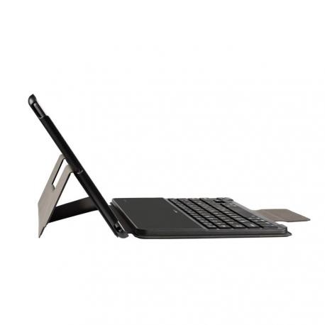Coque Clavier - iPad 10.2 - Noir - AZERTY