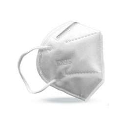 Sachet de 10 Masques KN95 type FFP2 - filtre anti bactérien - pour les professionnels