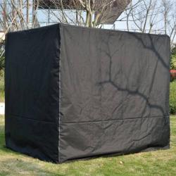 Housse de Protection pour Lit Balancelle Deep - Noir