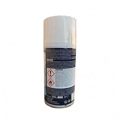 Désinfectant de climatisation fixe et mobile - Aérosol 300 ml - Made in France