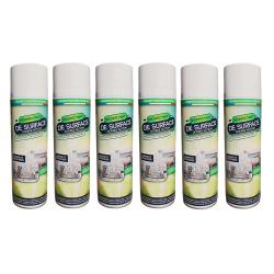 Désinfectant de surface double action - Aérosol 500 ml - Fabriqué en France