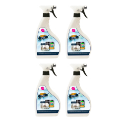 Spray désinfectant virucide et bactéricide 750 ml