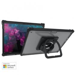 Protection Renforcée pour Surface Pro X avec Dragonne
