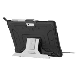 Coque Folio Renforcée pour Surface Go - Norme IP64 - Noir