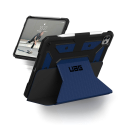 Coque Folio Renforcée pour iPad Pro 12.9 (2020) - Norme IP64 - Cobalt