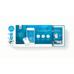 MasterPack Electrostimulation box with accessories - BLUETENS