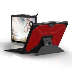 Coque Folio Renforcée pour Surface Pro X - Norme IP64 - Magma