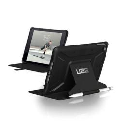 Coque Folio Renforcée pour iPad Mini 4/5 - Norme IP64 - Noir