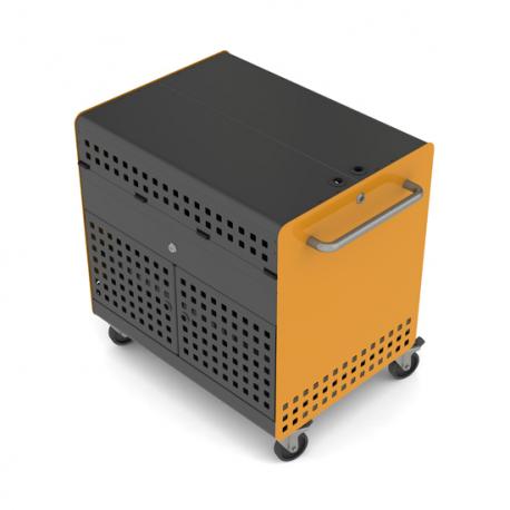 Chariot de Charge Sécurisé pour 40 Tablettes et/ou Ordinateurs Portables