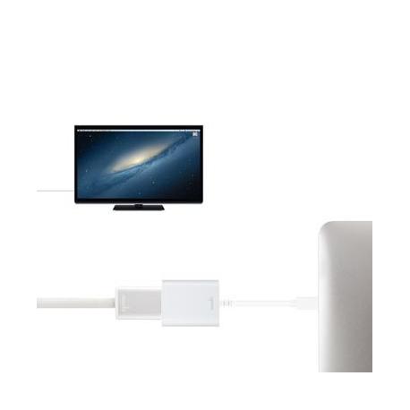 Adaptateur de Port Mini Display vers HDMI 4K