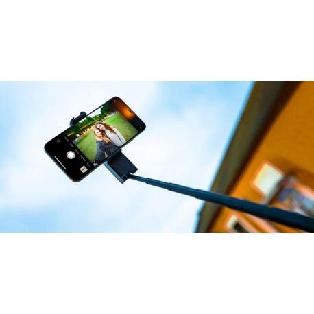 Perche à Selfie 7-en-1 Bluetooth - V-Grip - Noir