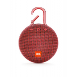 CLIP 3 Portable Bluetooth Speaker - Red