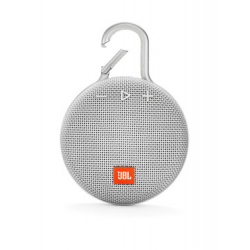 CLIP 3 Portable Bluetooth Speaker - White