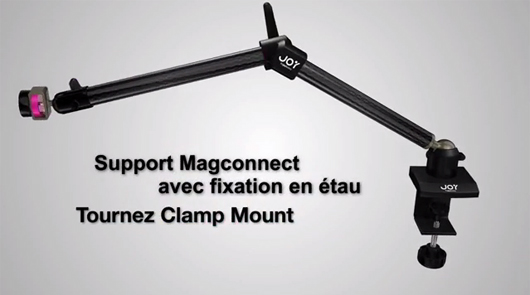 MOUNT MAGCONNECT FIXATION DEVICE (ONLY MOUNT)